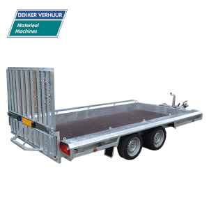 Machinetransporter-huren-Dekker-Verhuur