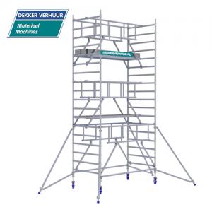 Rolsteigers en ladders