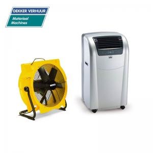 Airco & Ventilatoren